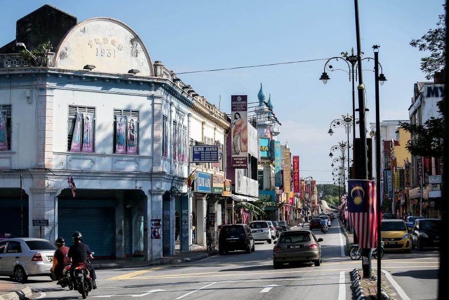 Klang City (FOTO Osman Adnan),Selangor