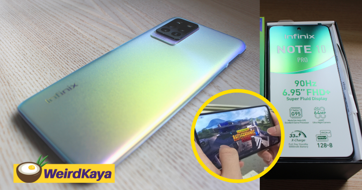 I tried out a gaming phone that cost less than RM800, here is my review.